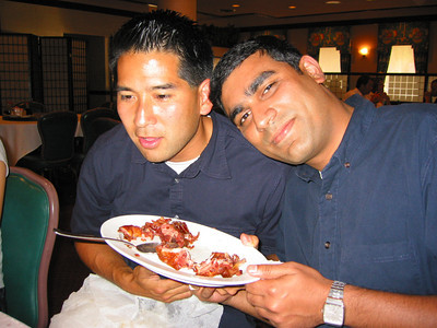 Oracle TCA Offsite, 2002