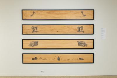 071221 Art Museum of South Texas -Art + Design Faculty Exhibition