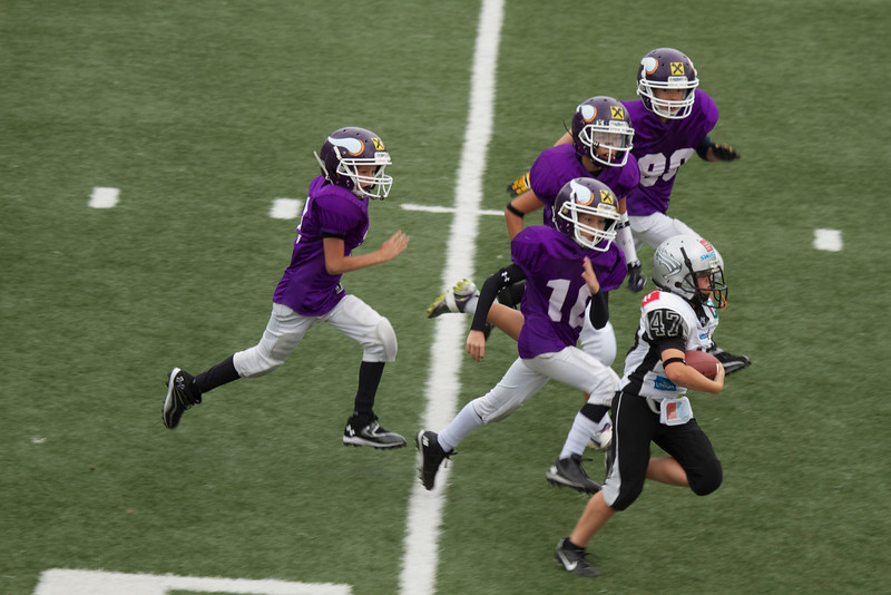 2012; AFBÖ; Raiders Tirol; American Football; Vienna Vikings; U12; Youth