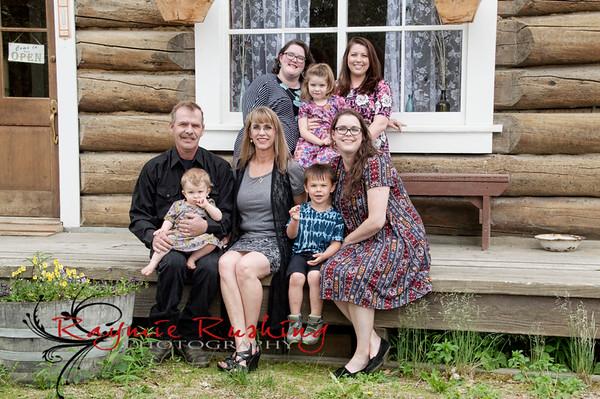 Swearingen Family