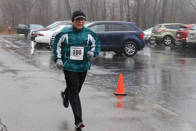 Ric Buxton 5K Run and Walk - 12/02/18