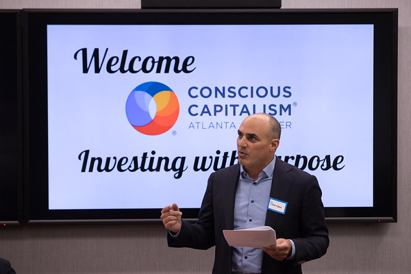 FL0897 Conscious Capitalism - Investing with purpose