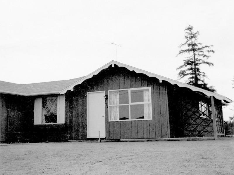 The Tacoma, Washington house.