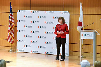 Distinguished Leaders Lecture Series - Gail McGovern (3-22-2018)