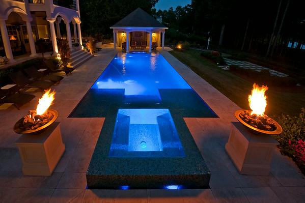 Artistic Pools