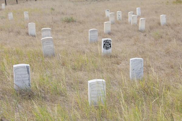 Day 3 Custer's Battlefield