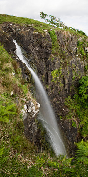 Waterfall near Ulva Ferry