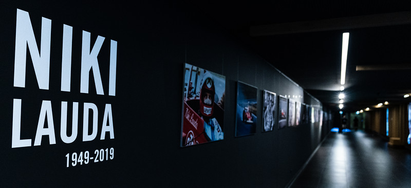Niki Lauda Photo gallery, Spielberg, 2019