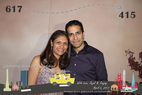 Sejal And Sanjay - Celebrating Beautiful Friendships