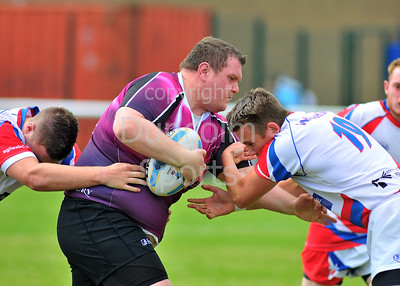 Plate Final - Ayrshire Storm v Aberdeen Warriors 'Whites'