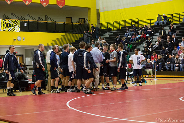 State Duals vs Huntingtown