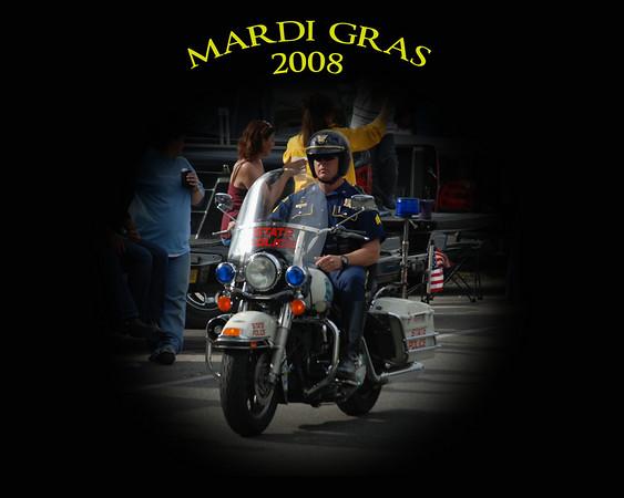 Mardi Gras 2008, Houma, LA