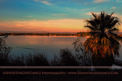 Ramer Lake Dawn, Imperial Valley, CA