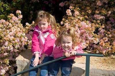 Dallas Arboretum April 2009