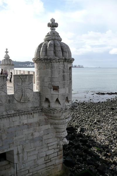 Torre de Belém. Belém, Lisbon