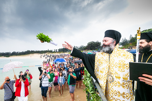 Greek Orthodox Epiphany Festival 2020