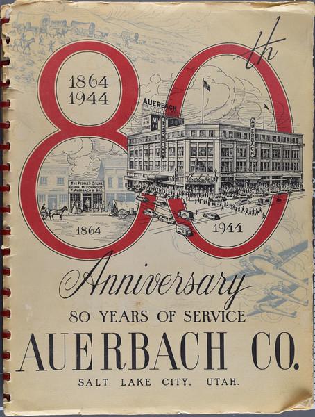 Auerbach 80-Years, 1864-1944