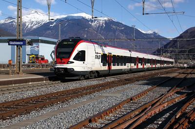 SBB Class 524