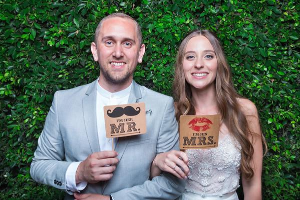 KIM + RENÉ WEDDING | THE NEELY RESIDENCE