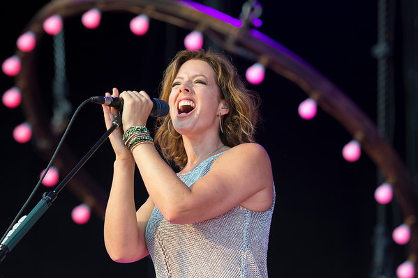 Sarah McLachlan Performs at the Santa Barbara Bowl