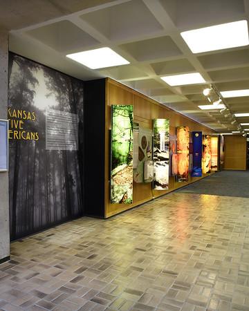 University of Arkansas 5 Indigenous Tribes Exhibit - 2017