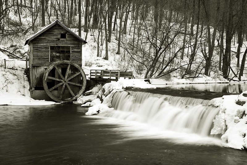 Hyde's Mill (Hyde, WI)