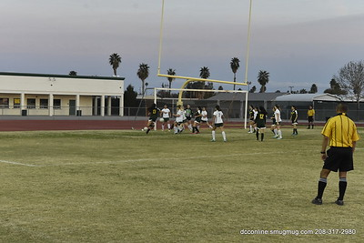 PVHS Girls Soccer vs HHS  2-15-2015