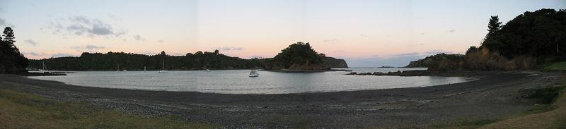 2006-01-21~22::Tutukaka, New Zealand