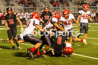 Football: Fauquier 14, Heritage 13 by Tim Gregory on September 20, 2019