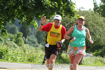 Green River Marathon 2013 - by Robcat Keller
