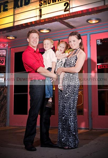 Selvig Family