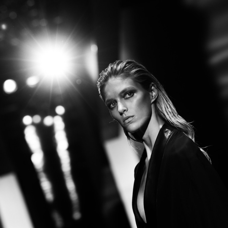 . Model Anja Rubik walks the runway during the Gucci show as a part of Milan Fashion Week Womenswear Spring/Summer 2014 on September 18, 2013 in Milan, Italy. on September 18, 2013 in Milan, Italy.  (Photo by Vittorio Zunino Celotto/Getty Images)