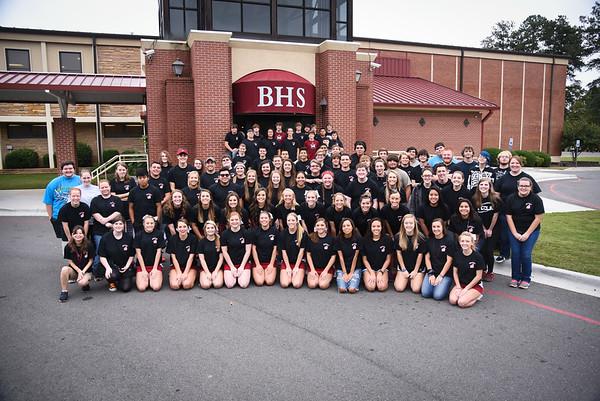 BHS Homecoming Pep Rally 2015