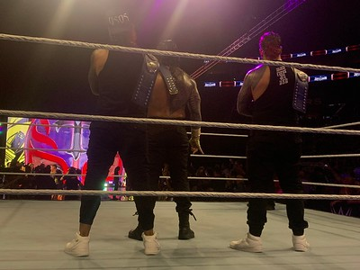 Roman Reigns - Candids / Supershow - WWE Live Pittsburg
