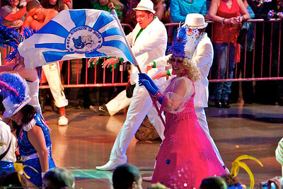Austin Carnaval Brasileiro Show - 2012