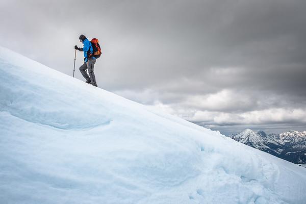 Alpy - Angerkogel - květen 2019
