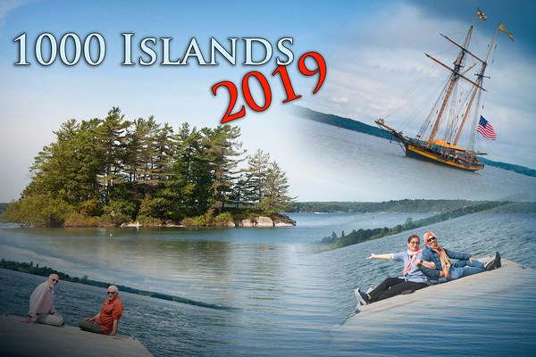 1000 Islands ~ 2019