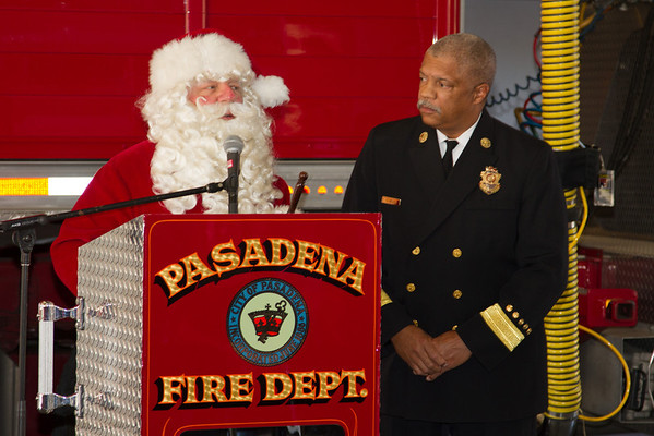 Station 32 Reopen - 12/8/12
