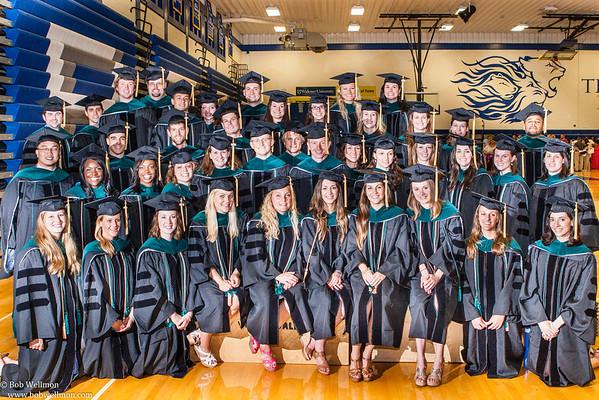 Widener IPTE Graduation 2014
