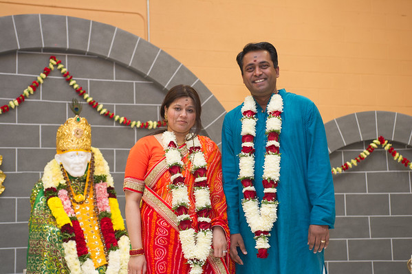 Devina and Yogendra September 2015