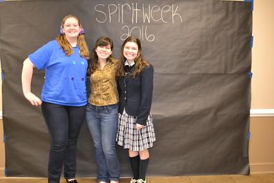WA Spirit Week