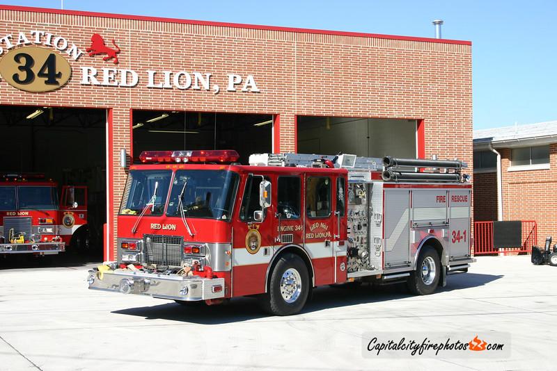 Red Lion X-Engine 34-1: 1997 Simon-Duplex/Saulsbury 1500/500