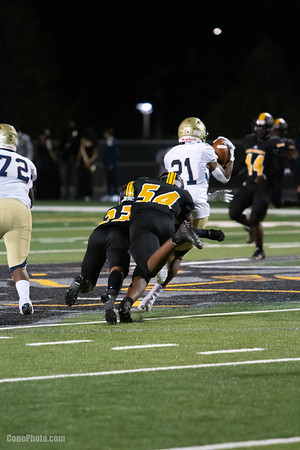 2020-11-13 Central vs. Dacula (Homecoming)