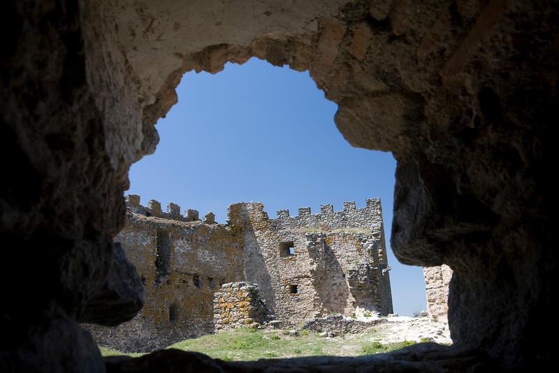 Castle of Montanchez, Spain