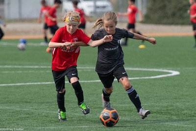 CSC Girls (Competitive) 6-10-2019