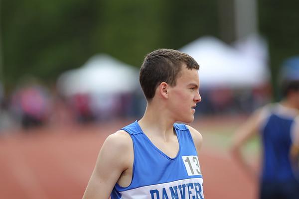 1 mile -- 2013 D3 Championships