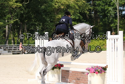 Class 103 Ladies Hunter Side Saddle Over Fences