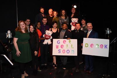 1-24-2017 Love To Derek Whitner @ Theatre 3