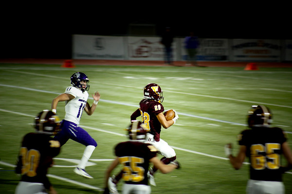 #28 Sr Homecoming (vs mtn view)