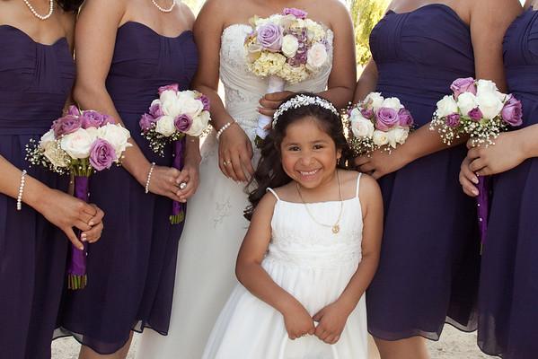 Norma + Lorenzo | Orchard Wedding
